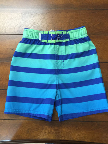 COASTAL OMBRE SWIM TRUNKS