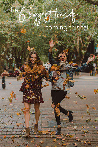 6 Trends We Saw At Market That Will Make You SO Excited For Fall!