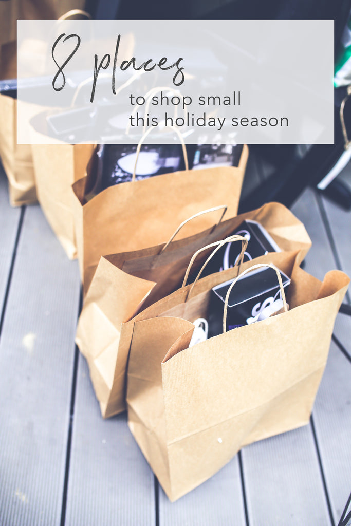 8 Places to Shop Small This Holiday Season