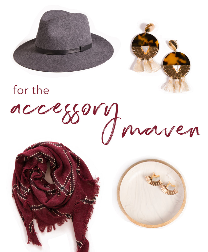 gifts for the accessory maven