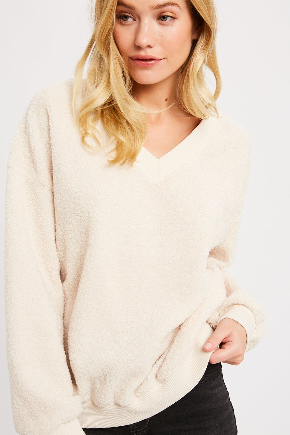 Teddy Bear With Me Pullover Sweater