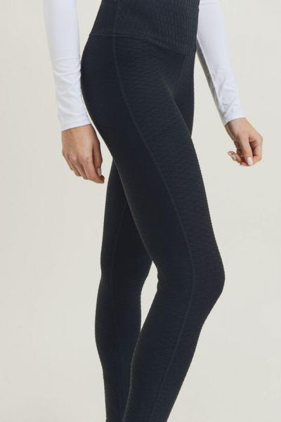 Play Your Jacquards Right Leggings