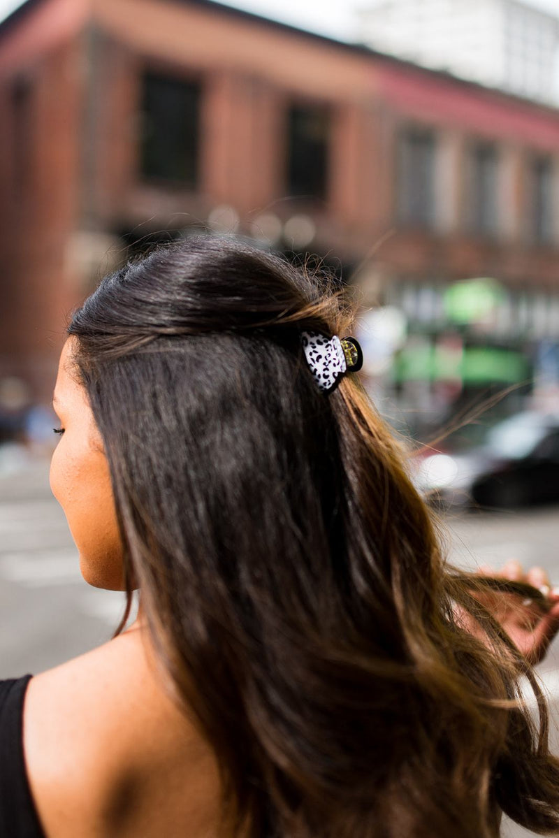 Get a Grip Metallic Claw Hair Clip