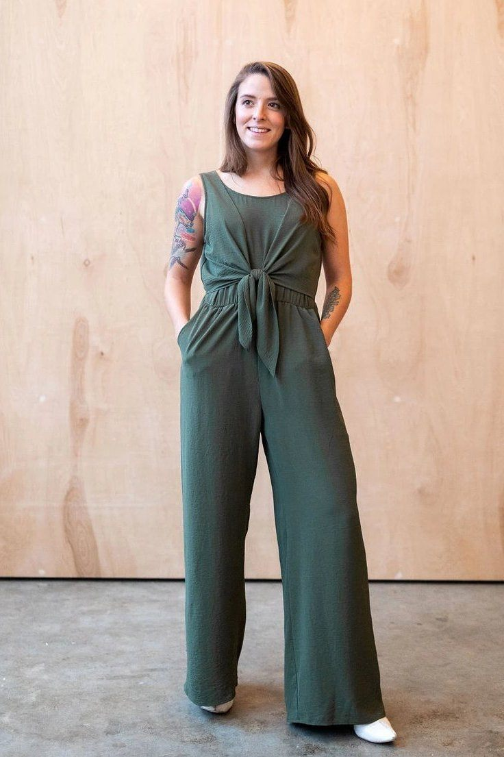 Jump into the New Year Jumpsuit