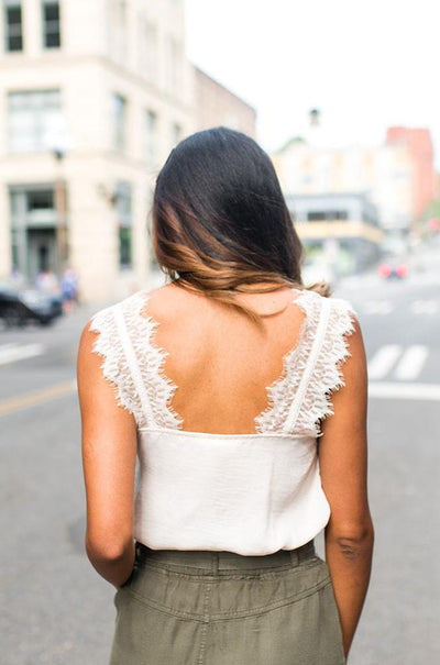 All About that Lace Camisole