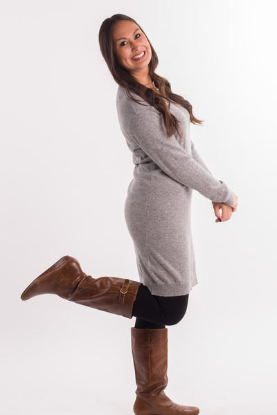 Jet Setter Tunic Sweater || shoprollick.com
