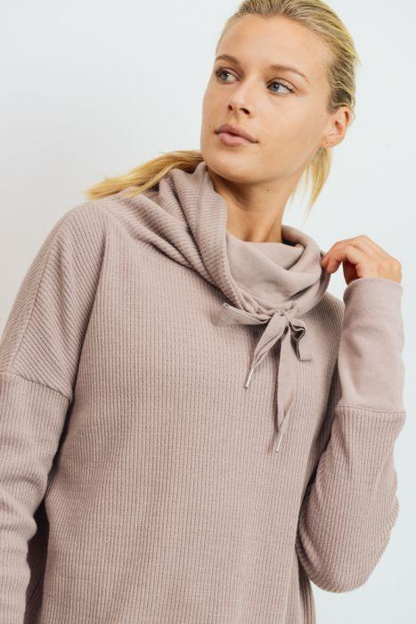 Cowl Me Maybe Pullover