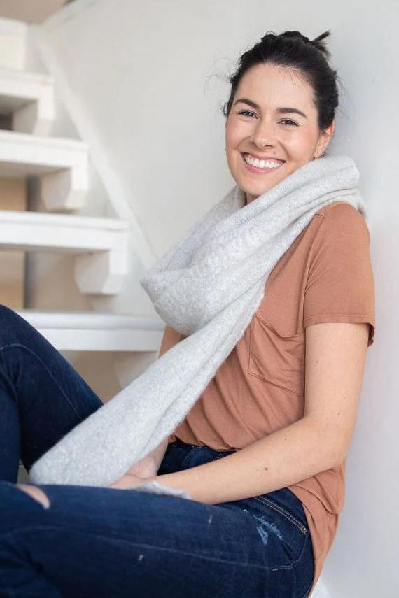 Grey's Anatomy Knit Scarf