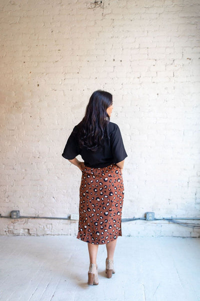Every Step of the Way Skirt