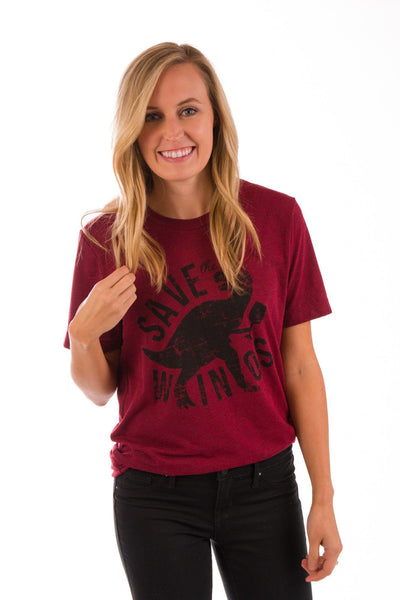 Save The Winos Graphic Tee