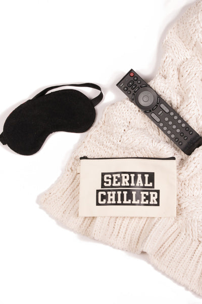 Serial Chiller Zip Pouch