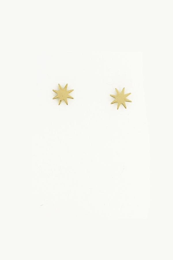 Baby Spark Mini Stud Earrings