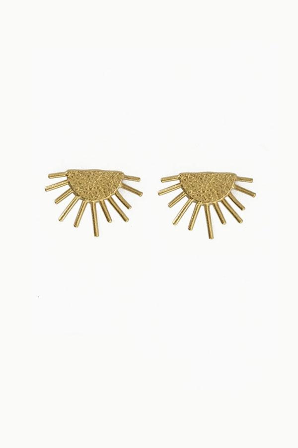 Sunburst Your Bubble Stud Earrings