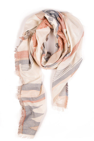Good Vibe Tribe Lightweight Scarf