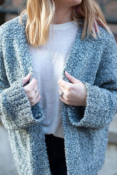 Snug as a Bug Cardigan Sweater