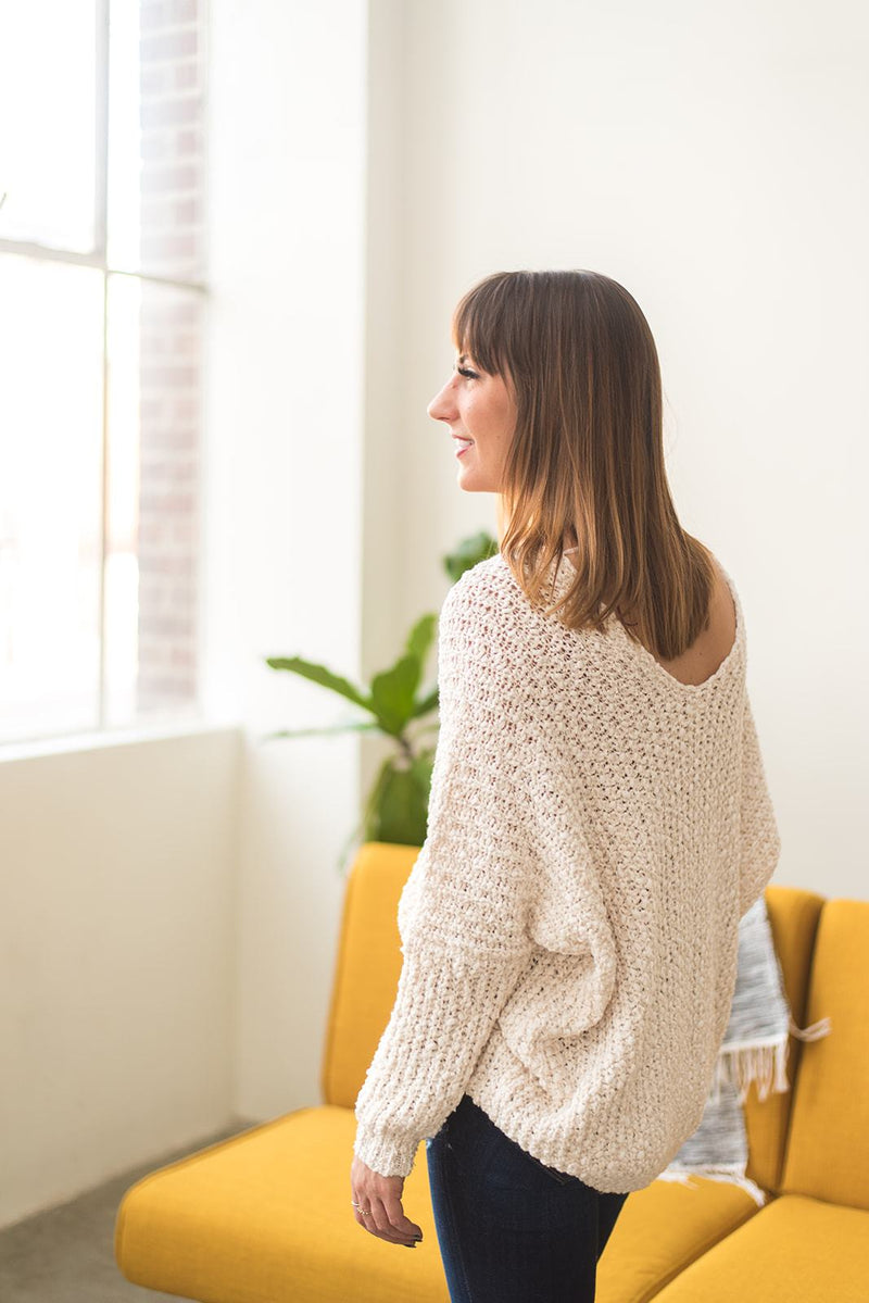 Touch and Go Chunky Sweater