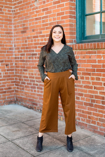 Wear the Pants Knit Culottes