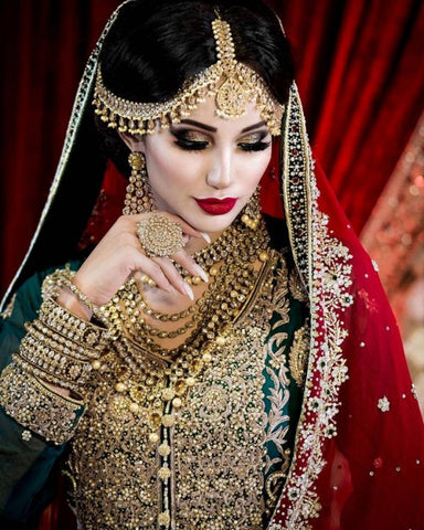south asian wedding dresses