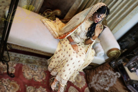 Libaas-e-Almas wedding dresses