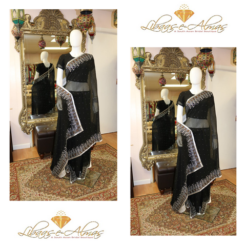 Libaas-e-Almas  Wedding Dresses Sari