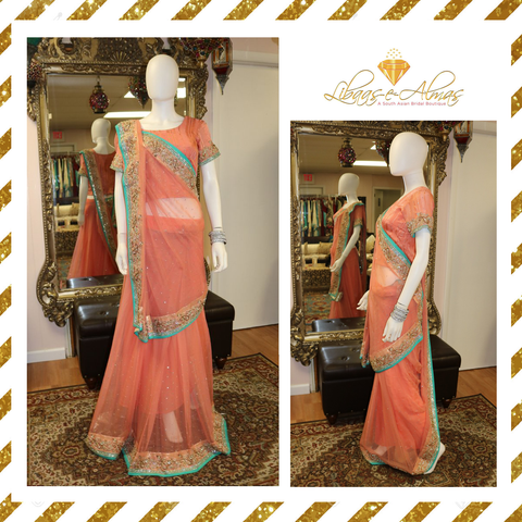 Traditional Indian Saris