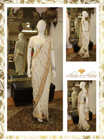 Latest Indian Sari