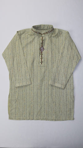 Light Green Shalwar Kameez