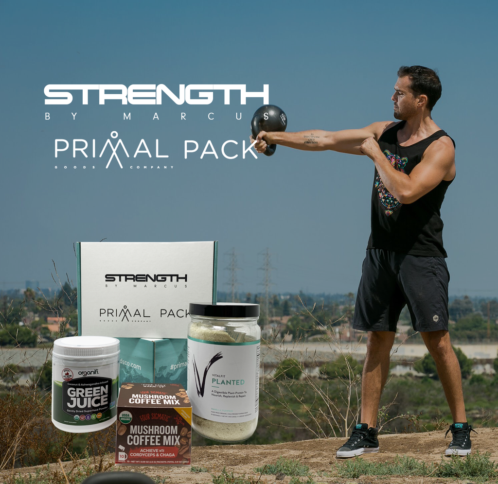 Strength by Marcus Primal Pack