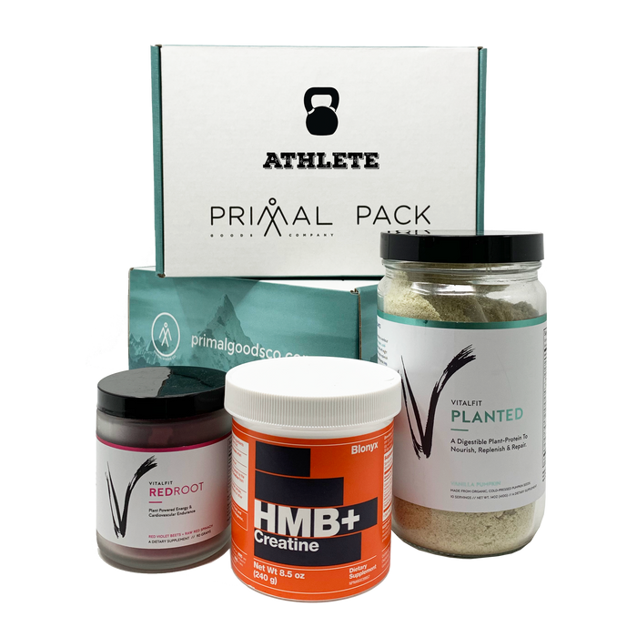 Athlete Primal Pack