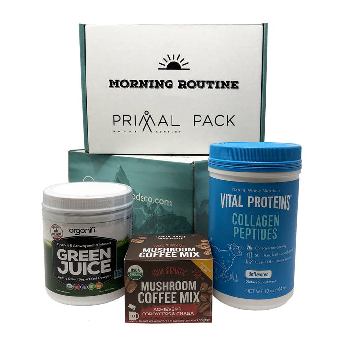 Morning Routine Primal Pack