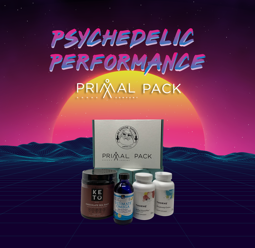 Psychedelic Performance Primal Pack