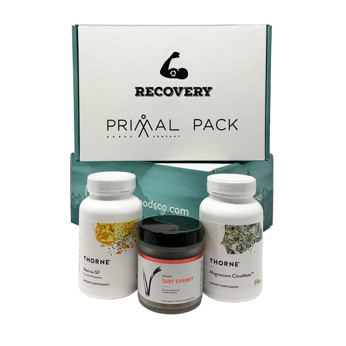Recovery Primal Pack