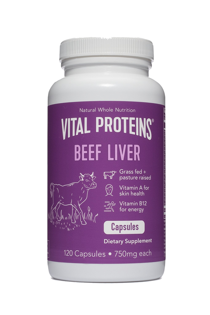 Vital Proteins - Beef Liver Capsules