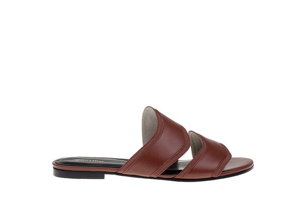 Layla Slides - Brown
