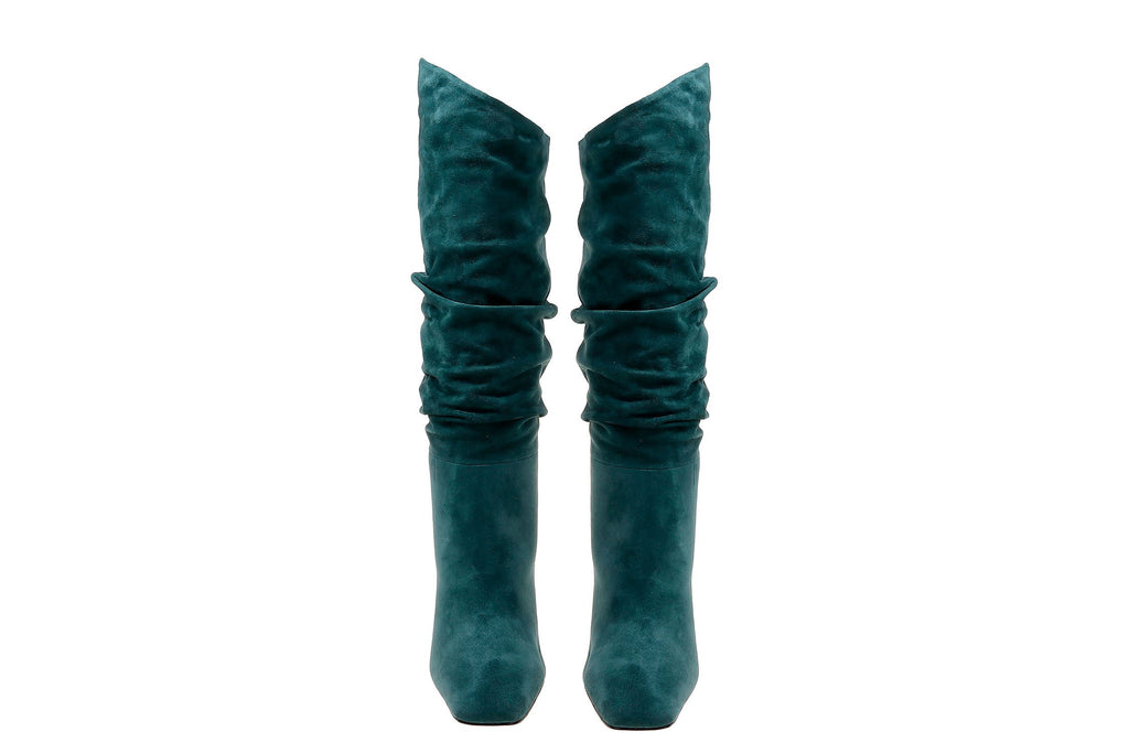 Willow Boot - Green