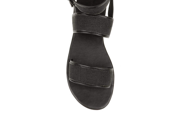Alexandra Scorpion Mules - Natural / Black