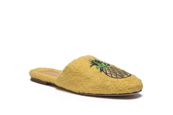 7d988a46384 Nadia Mules - Yellow