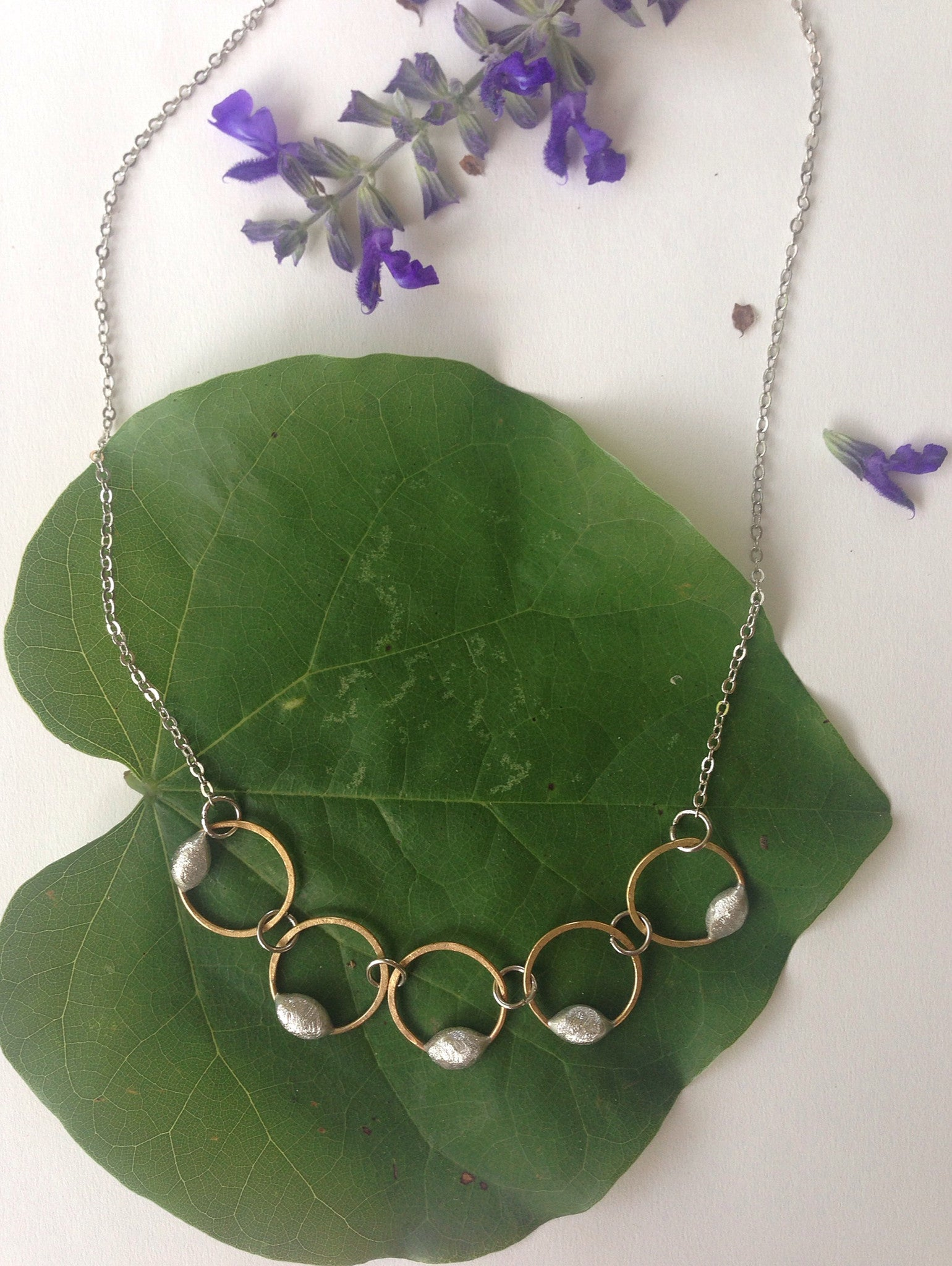 Le Petit Cinq Necklace