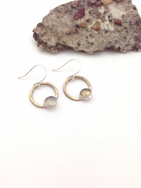 Moon Ray earrings