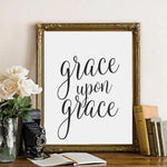 Grace Upon Grace - Printable - Gracie Lou Printables