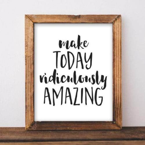 Ridiculously Amazing - Printable - Printable Digital Download Art by Gracie Lou Printables