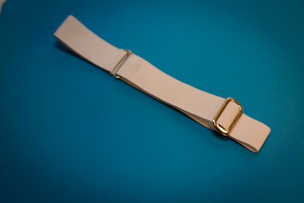 ADJUSTABLE BANDS: White, Blue, Green, Yellow, Grey or Mixed