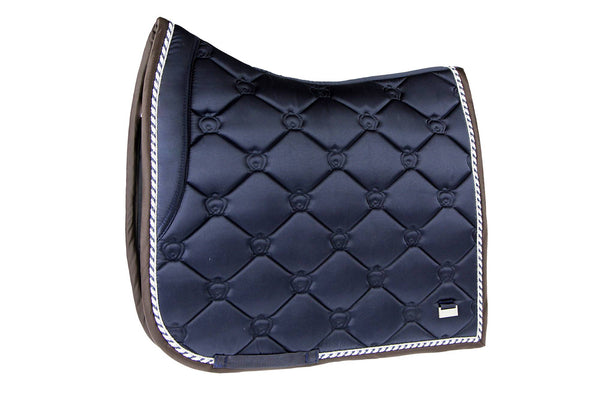 PS of Sweden Dressage Saddle Pad Deep Sapphire