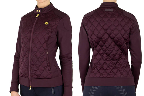 PS of Sweden Zara Jacket Wine