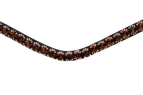 PS of Sweden Browband Sleek Chocolate