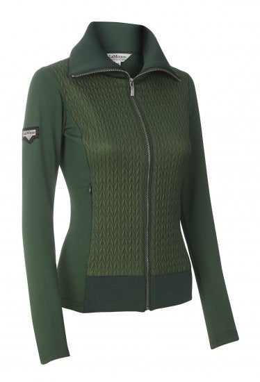 LeMieux Loire Jacket Hunter Green PREORDER