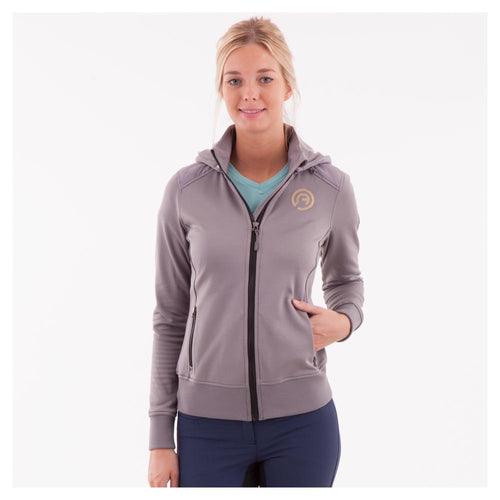 ANKY Hooded Technostretch Jacket Titanium