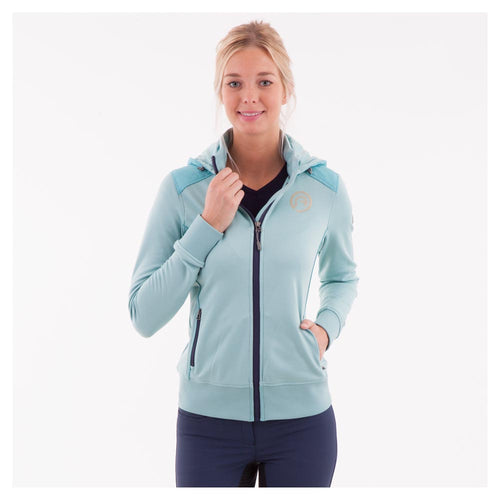 ANKY Hooded Technostretch Jacket Gulf Stream