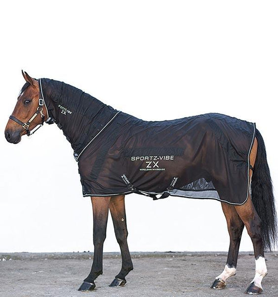 Sportz-Vibe ZX Wireless Massage Horse Rug