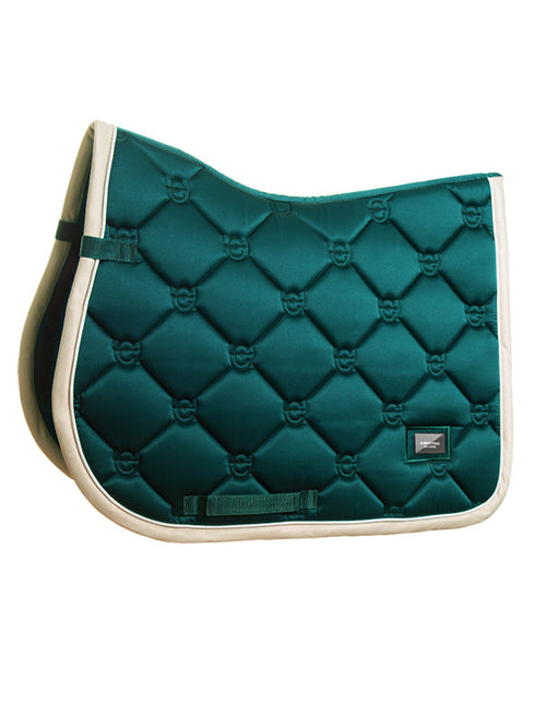 Equestrian Stockholm Jumping Saddle Pad Amazonite